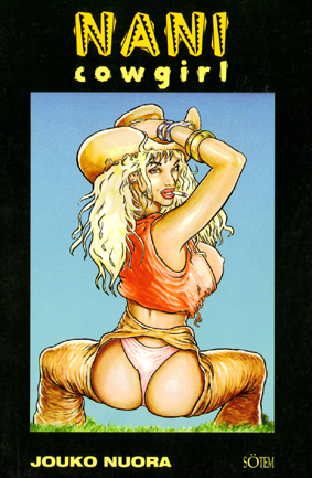 Cover of Nani Cowgirl 1998